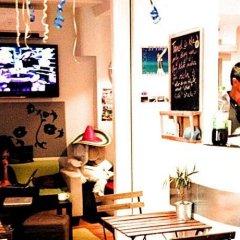 Отель Meyerbeer Beach Франция, Ницца - отзывы, цены и фото номеров - забронировать отель Meyerbeer Beach онлайн интерьер отеля фото 2