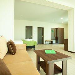 Гостиница Экодом Сочи комната для гостей фото 5