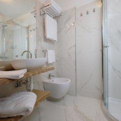 Wellness & Family Hotel Veronza Карано ванная