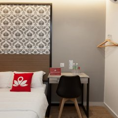 Отель ZEN Rooms Titiwangsa Sentral Малайзия, Куала-Лумпур - отзывы, цены и фото номеров - забронировать отель ZEN Rooms Titiwangsa Sentral онлайн комната для гостей фото 2