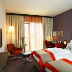 Отель Vienna House Andel's Cracow комната для гостей фото 3