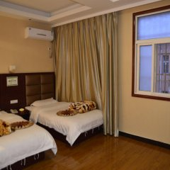 Отель Shunda Xian Xianyang Airport Hotel Китай, Сяньян - отзывы, цены и фото номеров - забронировать отель Shunda Xian Xianyang Airport Hotel онлайн комната для гостей фото 3
