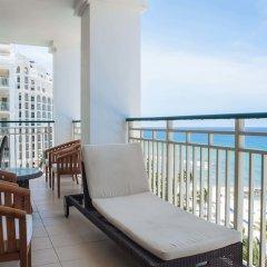 Отель Palmyra Luxury Suites балкон