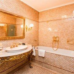 Гостиница Петровский Путевой Дворец ванная фото 3
