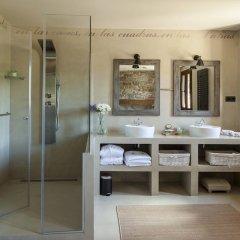 Отель El Acebo de Casa Muria ванная фото 2