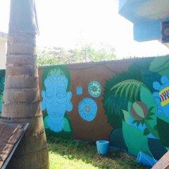 Отель Hostel Playa by The Spot Мексика, Плая-дель-Кармен - отзывы, цены и фото номеров - забронировать отель Hostel Playa by The Spot онлайн приотельная территория