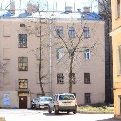 Апартаменты Ludwig Apartment at Pervaya Sovetskaya 8 парковка