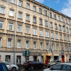 Мини-отель Русская Сказка вид на фасад фото 3