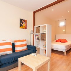Апартаменты Montaber Apartments - Plaza España Барселона комната для гостей фото 2