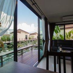 Отель Bua Tara Resort балкон