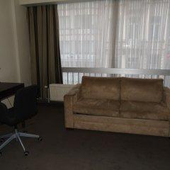 Отель Aparthotel Wellington Brussel Бельгия, Брюссель - отзывы, цены и фото номеров - забронировать отель Aparthotel Wellington Brussel онлайн комната для гостей