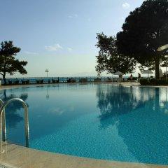 Santa Marina Hotel бассейн