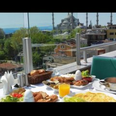 The And Hotel Istanbul - Special Class в номере