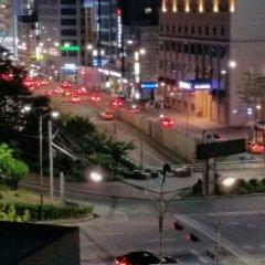 Отель Wons Ville Myeongdong парковка