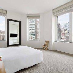 Отель Andaz 5th Avenue США, Нью-Йорк - отзывы, цены и фото номеров - забронировать отель Andaz 5th Avenue онлайн комната для гостей