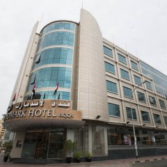 Отель Landmark Riqqa Дубай вид на фасад