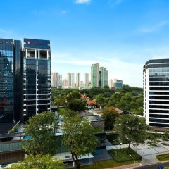 Days Hotel by Wyndham Singapore At Zhongshan Park балкон