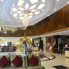Galina Hotel & Spa интерьер отеля