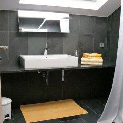 Отель Appartements Prairerhof Сцена ванная