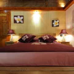 Отель Green Lodge Moorea Французская Полинезия, Папеэте - отзывы, цены и фото номеров - забронировать отель Green Lodge Moorea онлайн комната для гостей фото 3