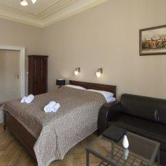 Отель Old Town - Dusni Apartments Чехия, Прага - отзывы, цены и фото номеров - забронировать отель Old Town - Dusni Apartments онлайн комната для гостей фото 2