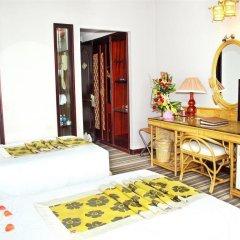 Отель Huong Giang Hotel Resort & Spa Вьетнам, Хюэ - 1 отзыв об отеле, цены и фото номеров - забронировать отель Huong Giang Hotel Resort & Spa онлайн удобства в номере фото 2