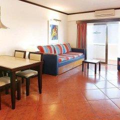 Отель Apartamento Paraiso De Albufeira Португалия, Албуфейра - 2 отзыва об отеле, цены и фото номеров - забронировать отель Apartamento Paraiso De Albufeira онлайн комната для гостей фото 4