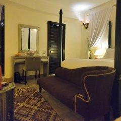 Отель Dar Anika Марокко, Марракеш - отзывы, цены и фото номеров - забронировать отель Dar Anika онлайн комната для гостей фото 3