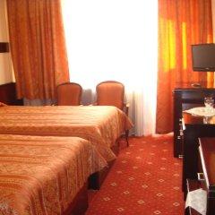 Отель Отрар Алматы комната для гостей фото 2
