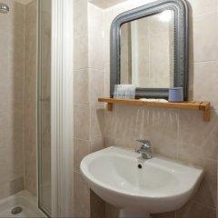 Hotel Esmeralda Париж ванная