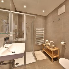 Hotel Garni Fiegl Apart Хохгургль ванная фото 2