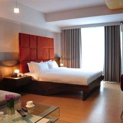 Отель PALMS@SUKHUMVIT Бангкок комната для гостей фото 4