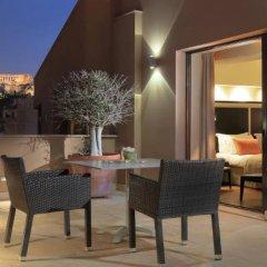 Отель O&B Athens Boutique Hotel Греция, Афины - 1 отзыв об отеле, цены и фото номеров - забронировать отель O&B Athens Boutique Hotel онлайн балкон
