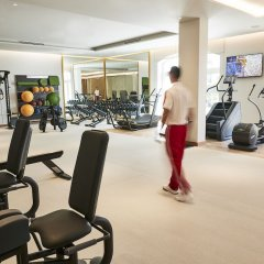 Отель Emerald Palace Kempinski Dubai фитнесс-зал фото 2