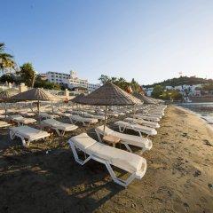 Отель Salmakis Resort & Spa пляж
