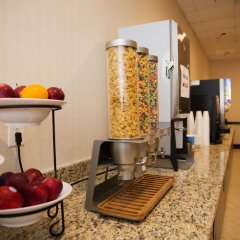 Отель Ahoskie Inn питание фото 2