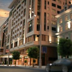 Гостиница Интерконтиненталь Москва в Москве - забронировать гостиницу Интерконтиненталь Москва, цены и фото номеров вид на фасад фото 3