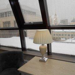 Гостиница Арбат Хауз балкон