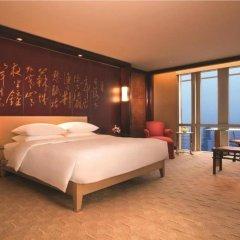 Отель Grand Hyatt Shanghai комната для гостей фото 4
