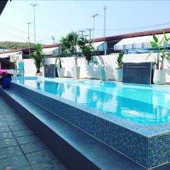 The Leaf Hotel Koh Larn бассейн фото 3
