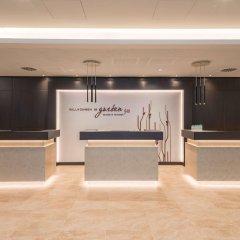 Отель Hilton Garden Inn Munich City Centre West, Germany интерьер отеля