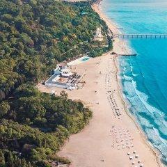 Primoretz Grand Hotel & SPA пляж фото 3