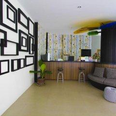 Отель Patong Palm Resort интерьер отеля
