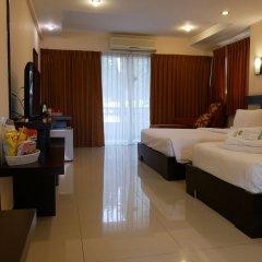 Hotel La Villa Khon Kaen комната для гостей фото 5