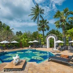 Отель Bandara Resort & Spa Таиланд, Самуи - 2 отзыва об отеле, цены и фото номеров - забронировать отель Bandara Resort & Spa онлайн бассейн фото 3