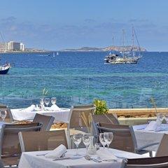 Отель Alua Hawaii Ibiza Испания, Сан-Антони-де-Портмань - отзывы, цены и фото номеров - забронировать отель Alua Hawaii Ibiza онлайн питание фото 3