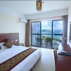 Апартаменты Meteyo Holiday Apartment - Sanya комната для гостей фото 3