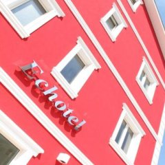 Отель Echotel Италия, Порто Реканати - отзывы, цены и фото номеров - забронировать отель Echotel онлайн вид на фасад