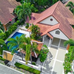 Отель Villas In Pattaya Green Residence Jomtien Beach Паттайя развлечения