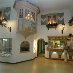 Отель Top Residence Kurz Сеналес помещение для мероприятий фото 2